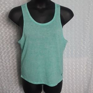 Womens Pink tank top, size S